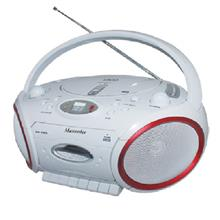 Maxeeder D913 Portable DVD And Wireless Radio